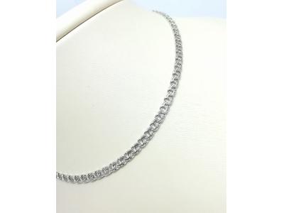 Серебро цепь дк240920-34 9,80гр