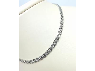 Серебро цепь дк240920-50 14,40гр