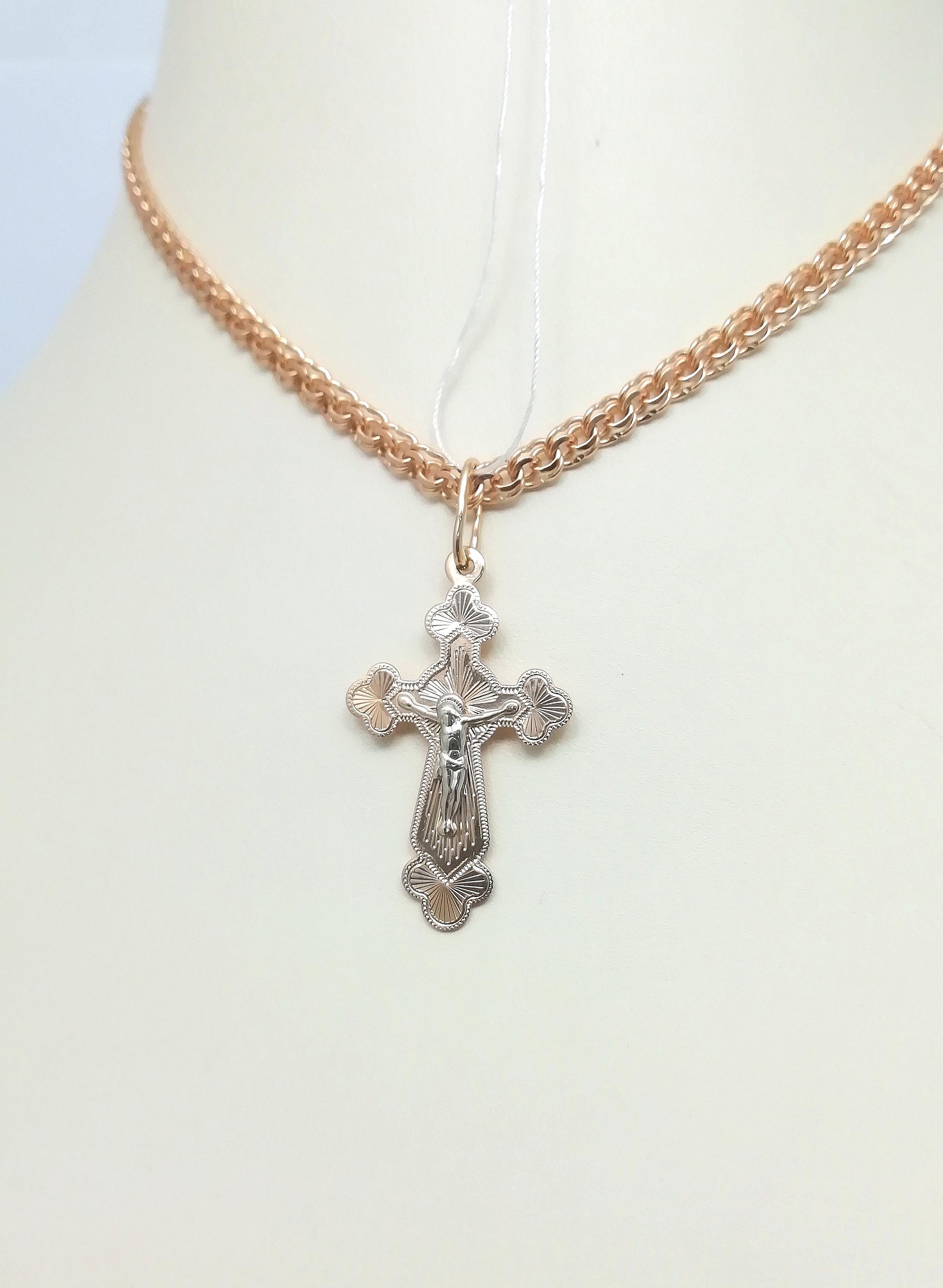 Крест вз002367-10 1,85гр