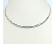 Серебро цепь дк240920-25 8,60гр