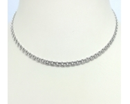 Серебро цепь дк240920-36 10,80гр