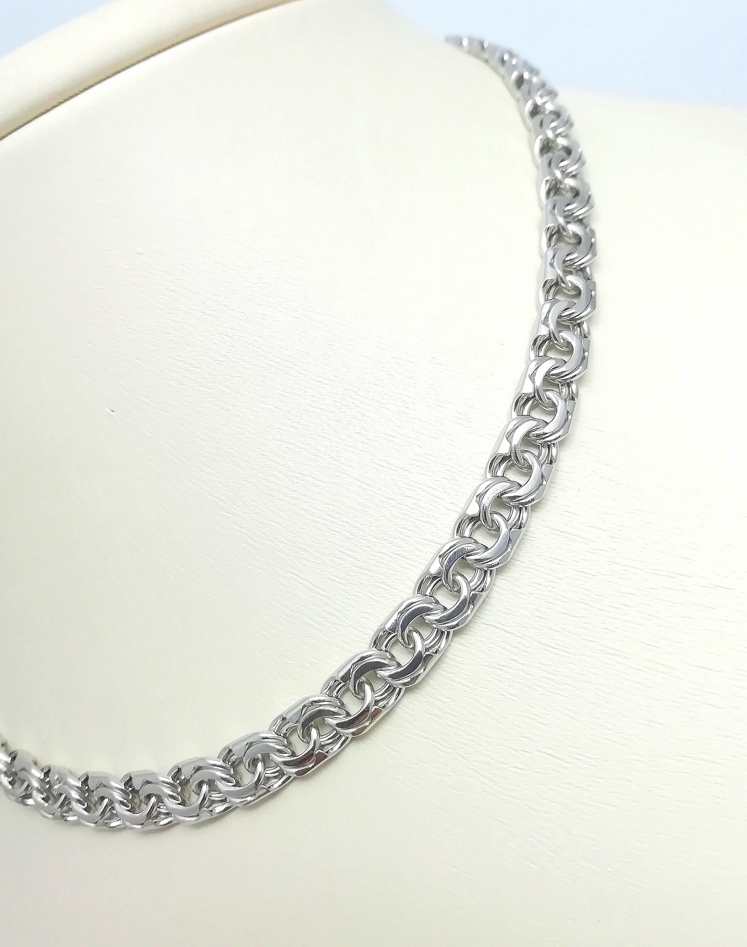 Серебро цепь дк240920-150 29,50гр