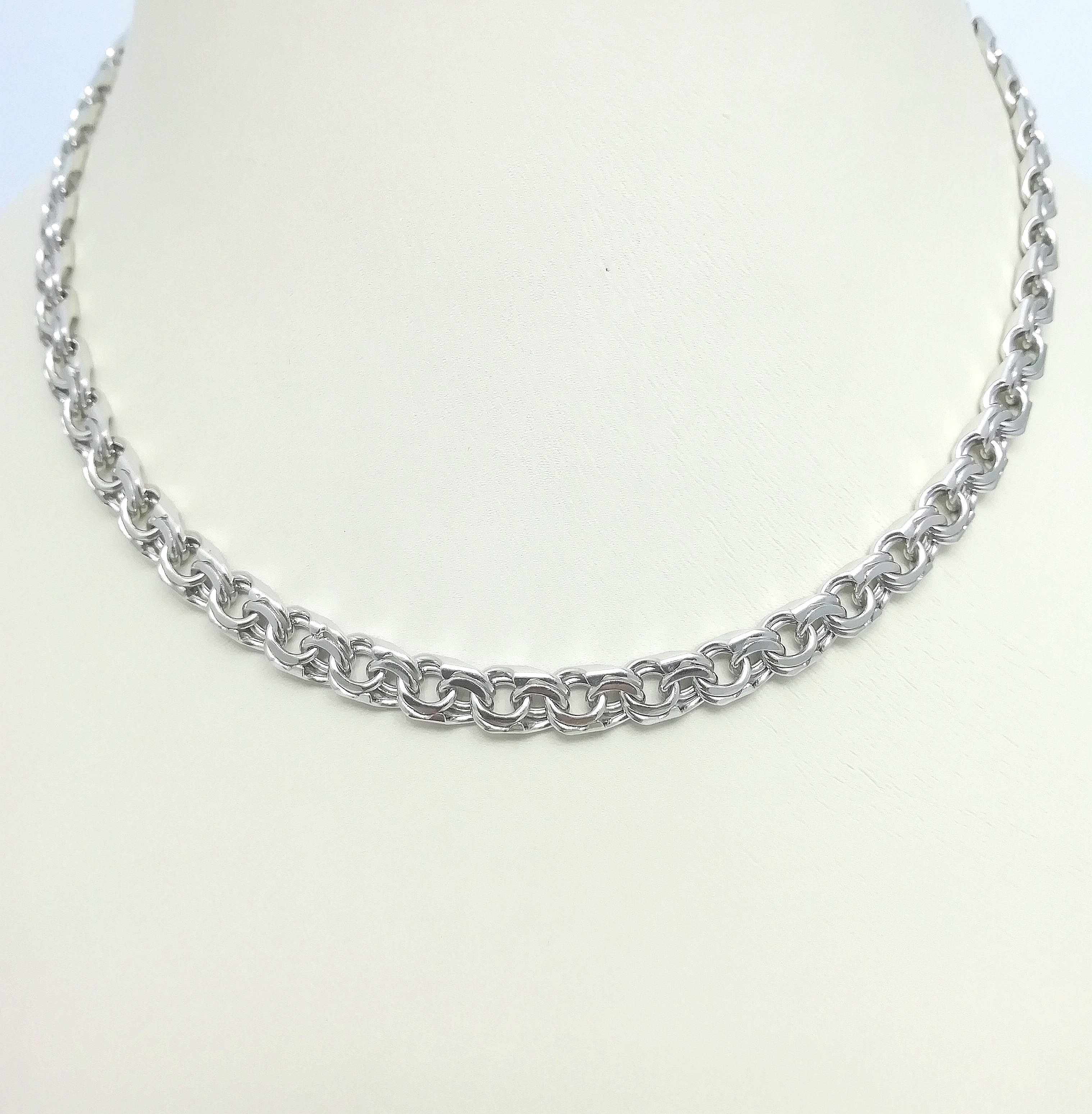Серебро цепь дк240920-153 36,40гр
