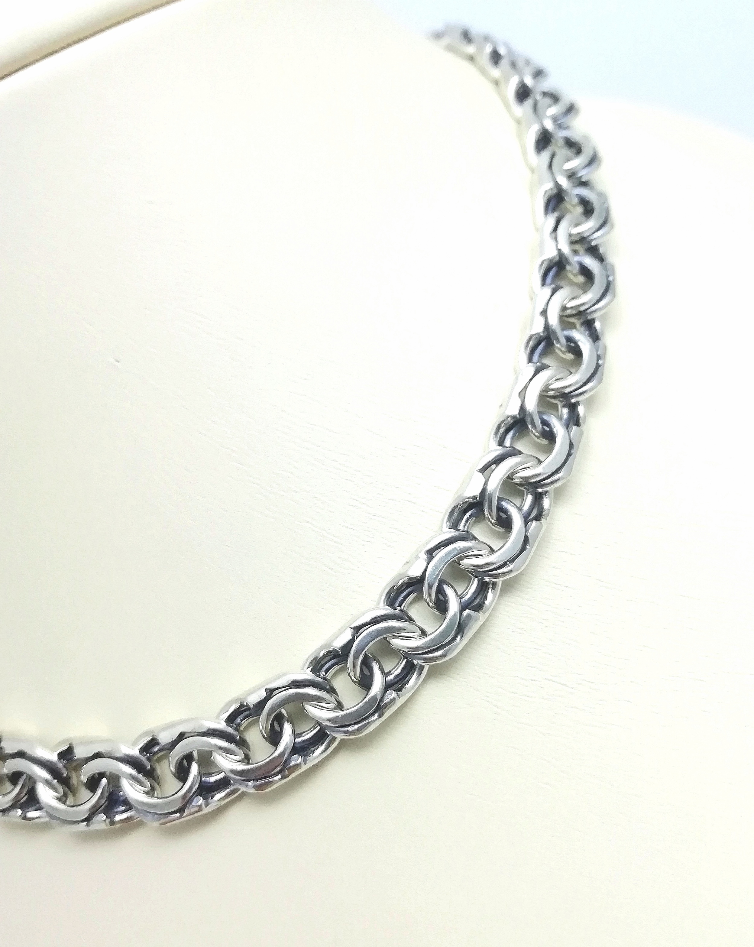Серебро цепь дк240920-164 90,50гр