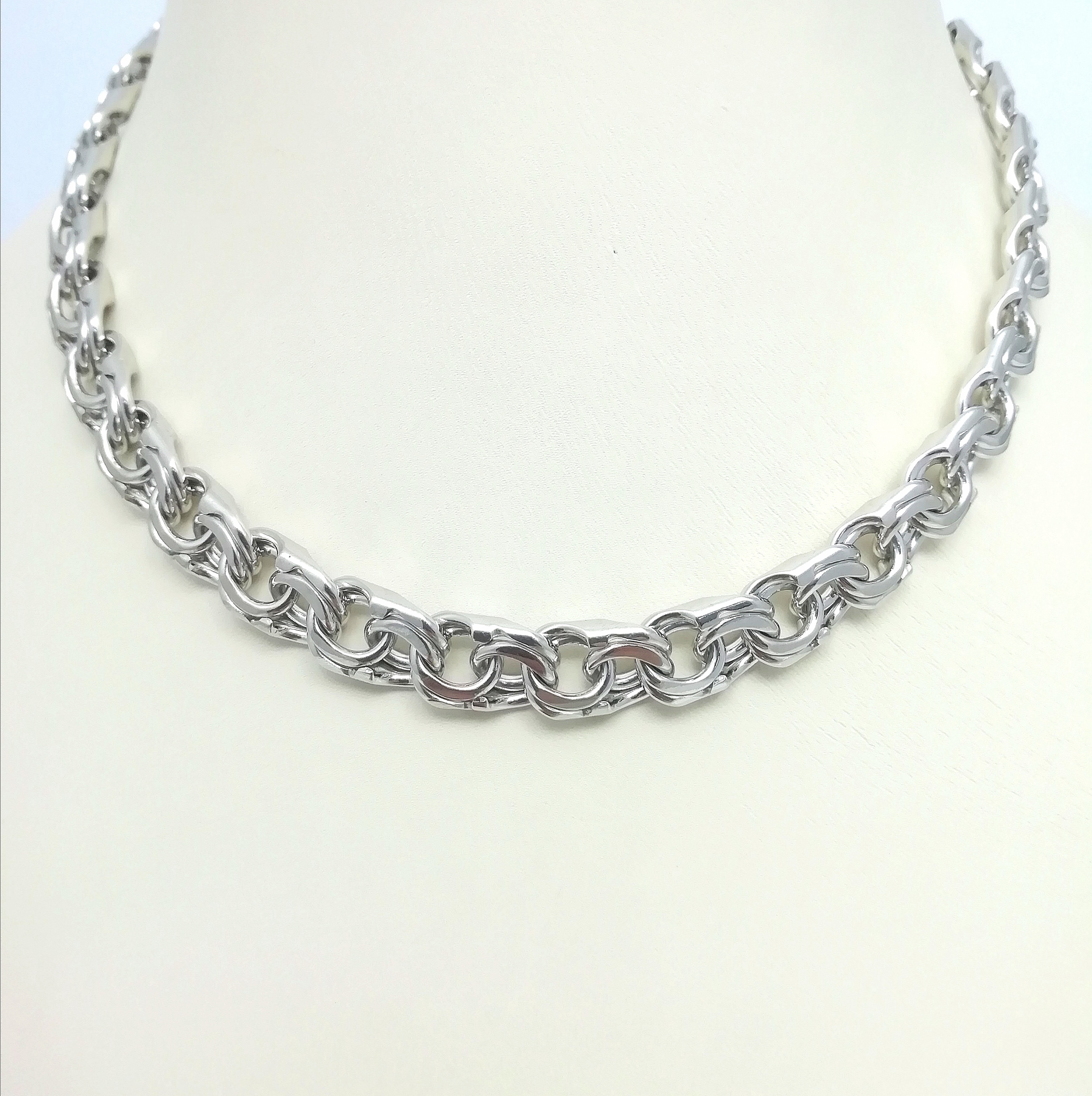 Серебро цепь дк240920-168 98,60гр