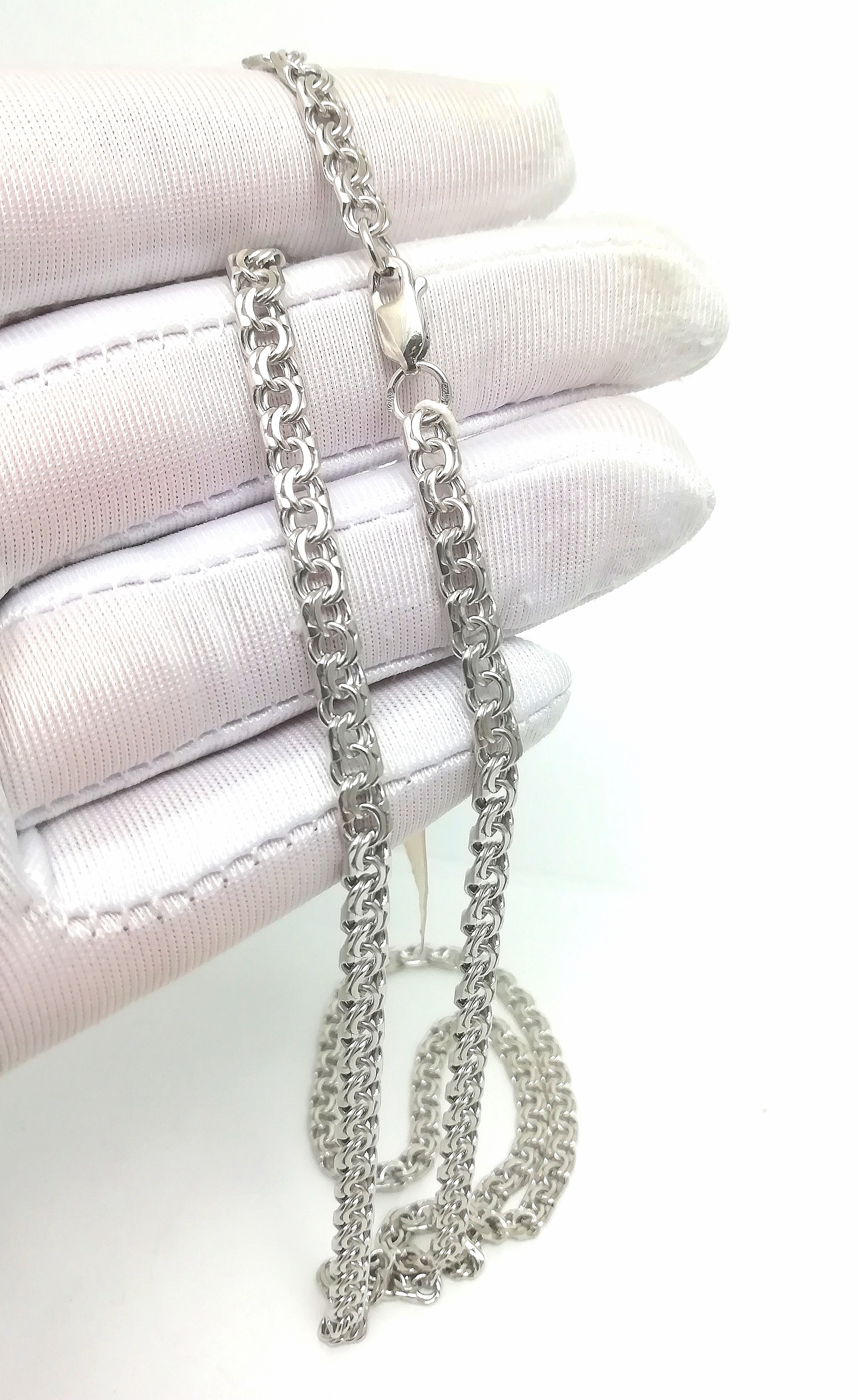 Серебро цепь дк240920-72 14,10гр